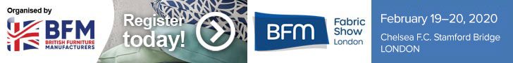 BFM Fabric Show London 2020